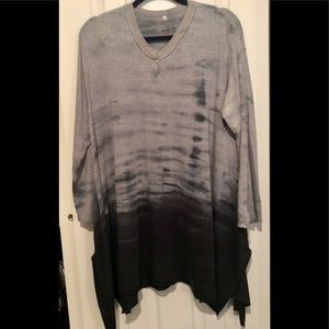 Johnny Was Pete & Greta Tie Dye Tunic